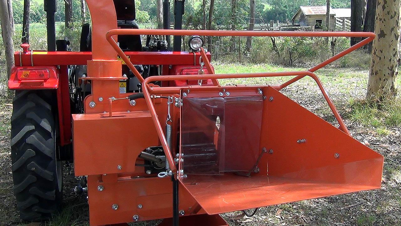 Discount Tractors - PTO Wood Chipper