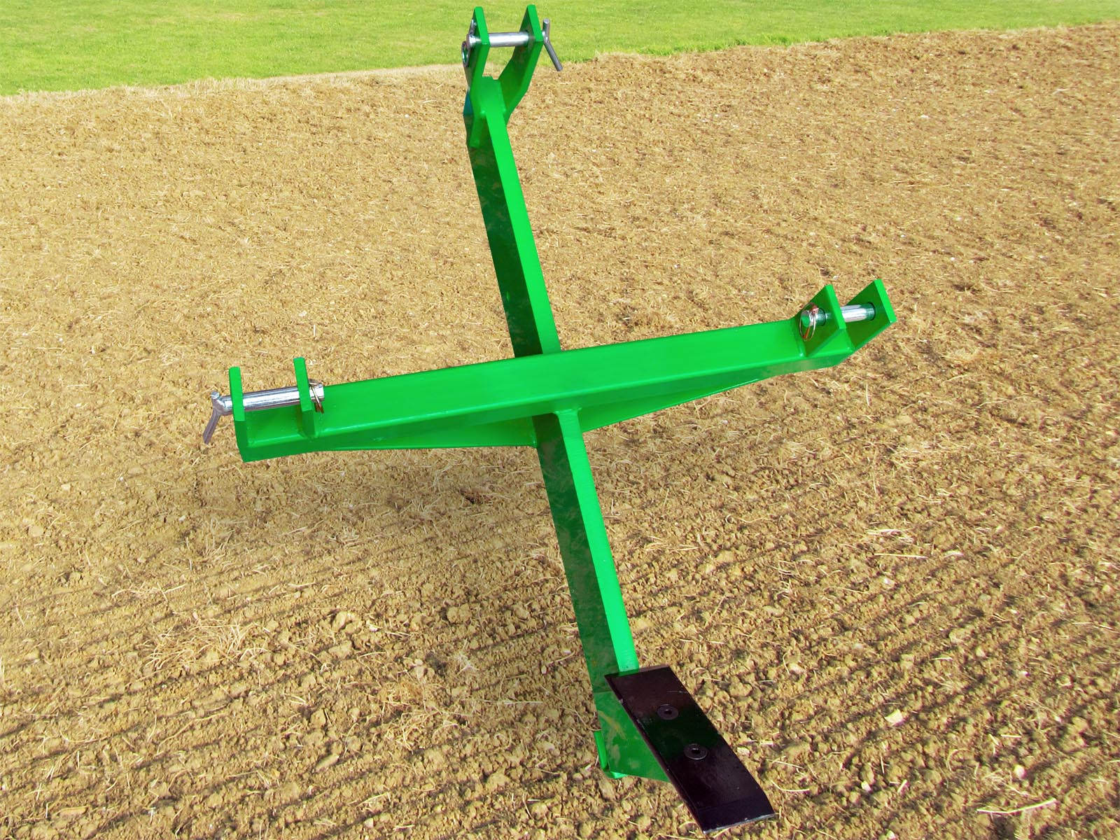 3 Point Hitch Ripper : Single ripper heavy duty category three point linkage